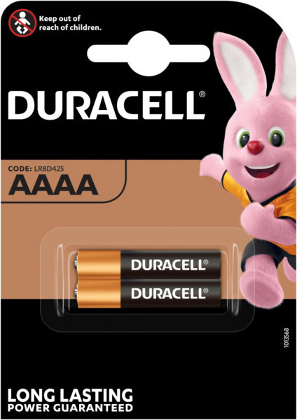 Duracell 2x AAAA /LR61/MX2500