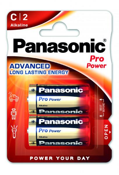 Panasonic Pro Power (2x) LR14PPG/2BP