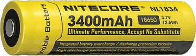 Nitecore Li-Ion 18650 (3400mAh) NL1834