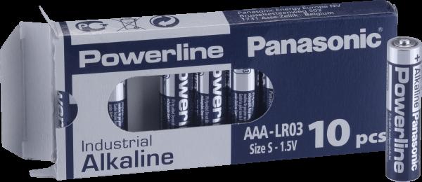 Panasonic Powerline 10x LR03 (AAA)