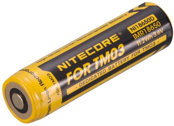 Nitecore Li-Ion 18650 (2600mAh) NL1826