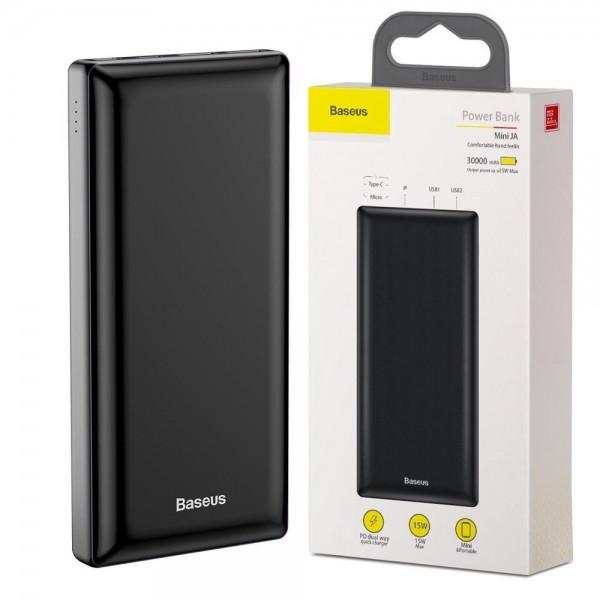 Baseus Mini JA Power Bank 30000mAh black