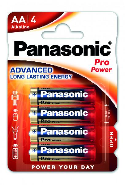 Panasonic Pro Power (4x) LR6PPG/4BP