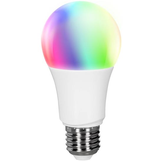 9,5W (60W) 220-240V E27 806lm 200° 2700K white+color ZB 3.0