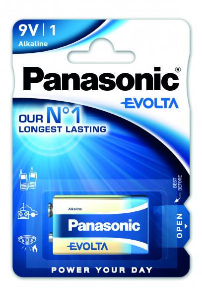 Panasonic Evolta (1x) 6LR61EGE/1BP