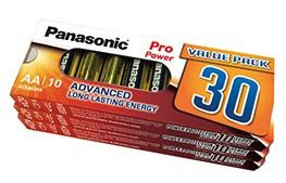 Panasonic Pro Power (30x) LR6PPG/30BB