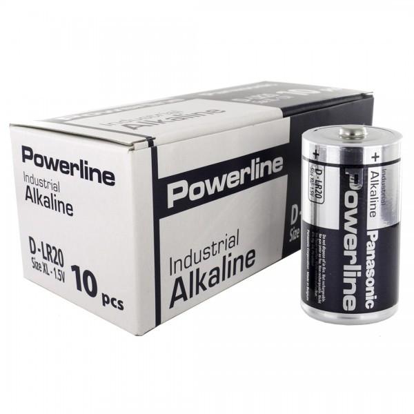Panasonic Powerline 10x LR20 (D)