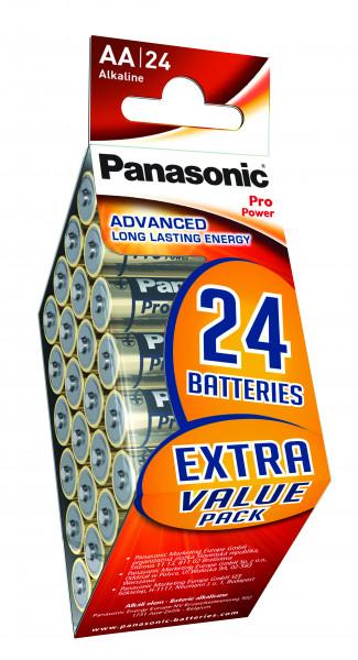 Panasonic Pro Power (24x) LR6PPG/24PD