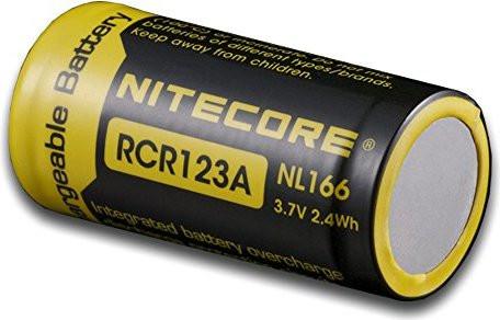 Nitecore Li-Ion 16340 (500mAh) RCR123