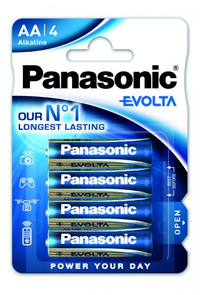 Panasonic Evolta (4x) LR6EGE/4BP